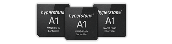 A1 NAND Flash Controller Hyperstone Representation