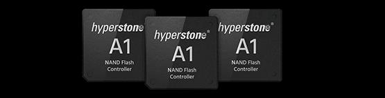 A1 NAND Flash Controller Hyperstone Representation