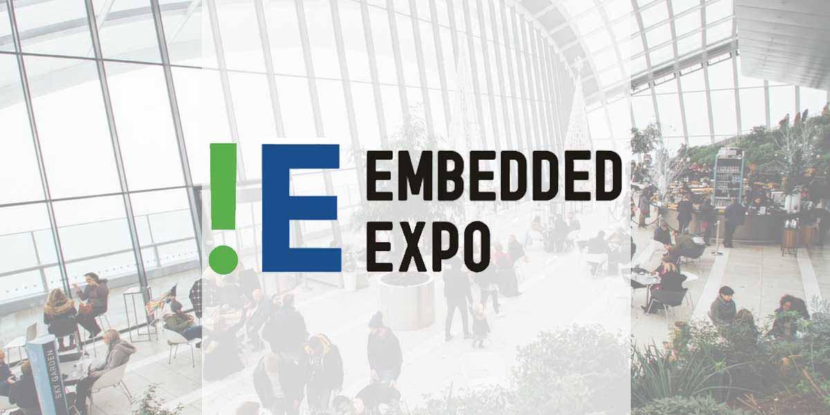 Hyperstone als Aussteller bei der Embedded Expo 2018