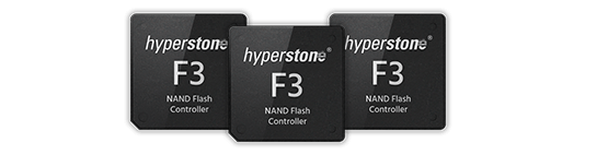 F3 NAND Flash Controller Hyperstone Representation