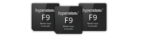 F9 NAND Flash Controller Hyperstone Representation