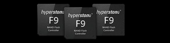 F9 NAND Flash Controller Hyperstone Representation