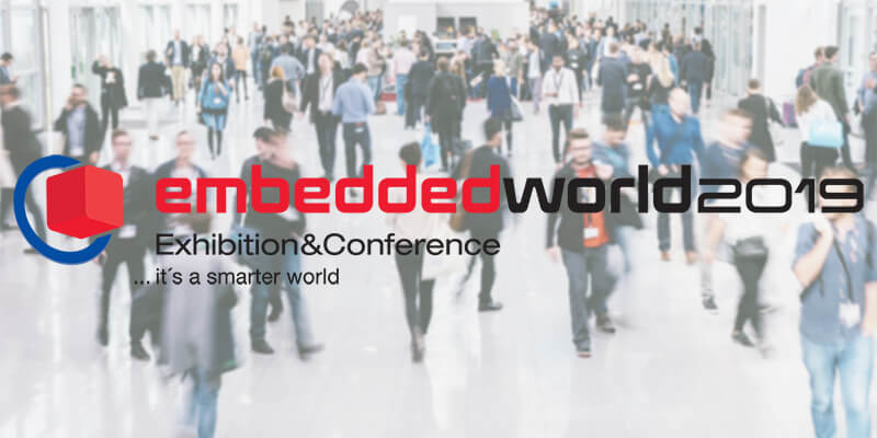 Hyperstone exhibits at the Embedded World 2019