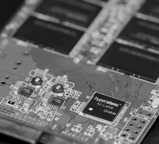 Hyperstone A2 NAND Flash Memory Controller for SSDs