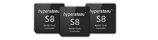 S8 NAND Flash Controller Hyperstone Representation