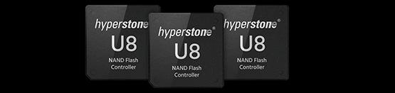U8 NAND Flash Memory Controller