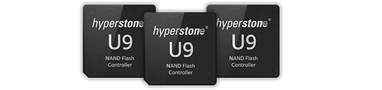 U9 NAND Flash Memory Controller
