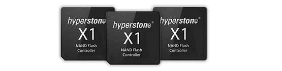 X1 NAND Flash Controller