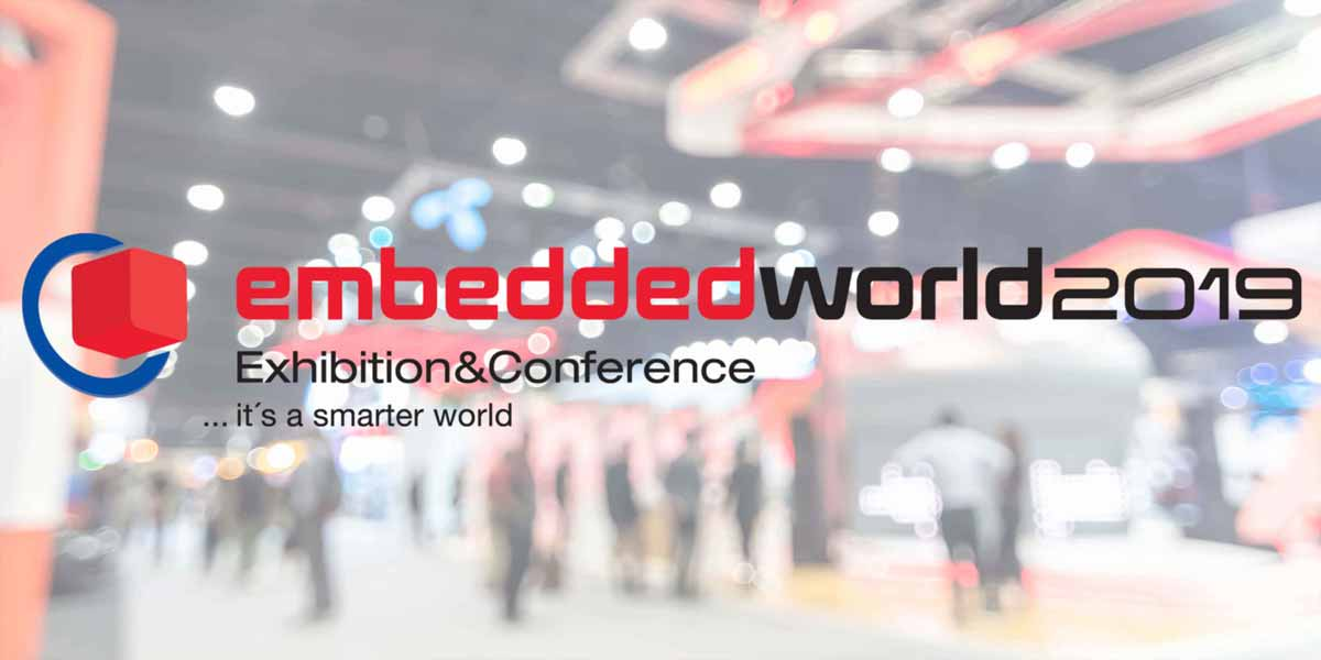 Hyperstone to exhibit at the Embedded World 2019 in Nuremberg Germany